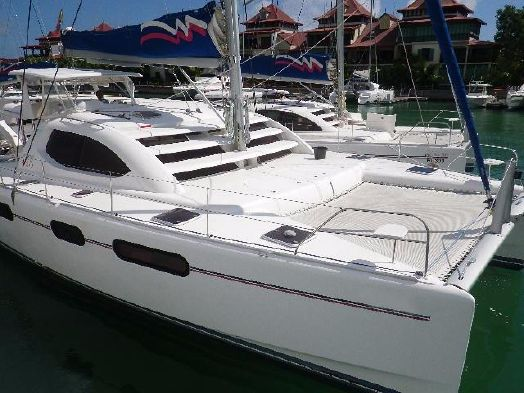 Catamaran for Sale Leopard 46   in Unknown French Polynesia TAUTAI IV Vessel Summary Preowned Sail