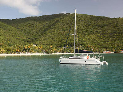 Sail Catamarans for Sale 2013 Legacy 35