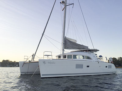 Used Sail Catamarans for Sale 2005 Lagoon 380 S2