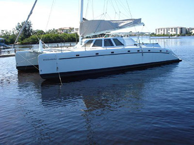 Catamarans BOSSANOVA, Manufacturer: BERKSTRESSER, Model Year: 1999, Length: 65ft, Model: Berkstresser 60, Condition: Preowned, Listing Status: NOT ACTIVE, Price: USD 490000