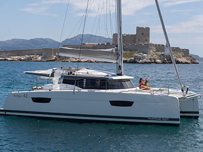 New Sail Catamarans for Sale 2019 Astrea 42