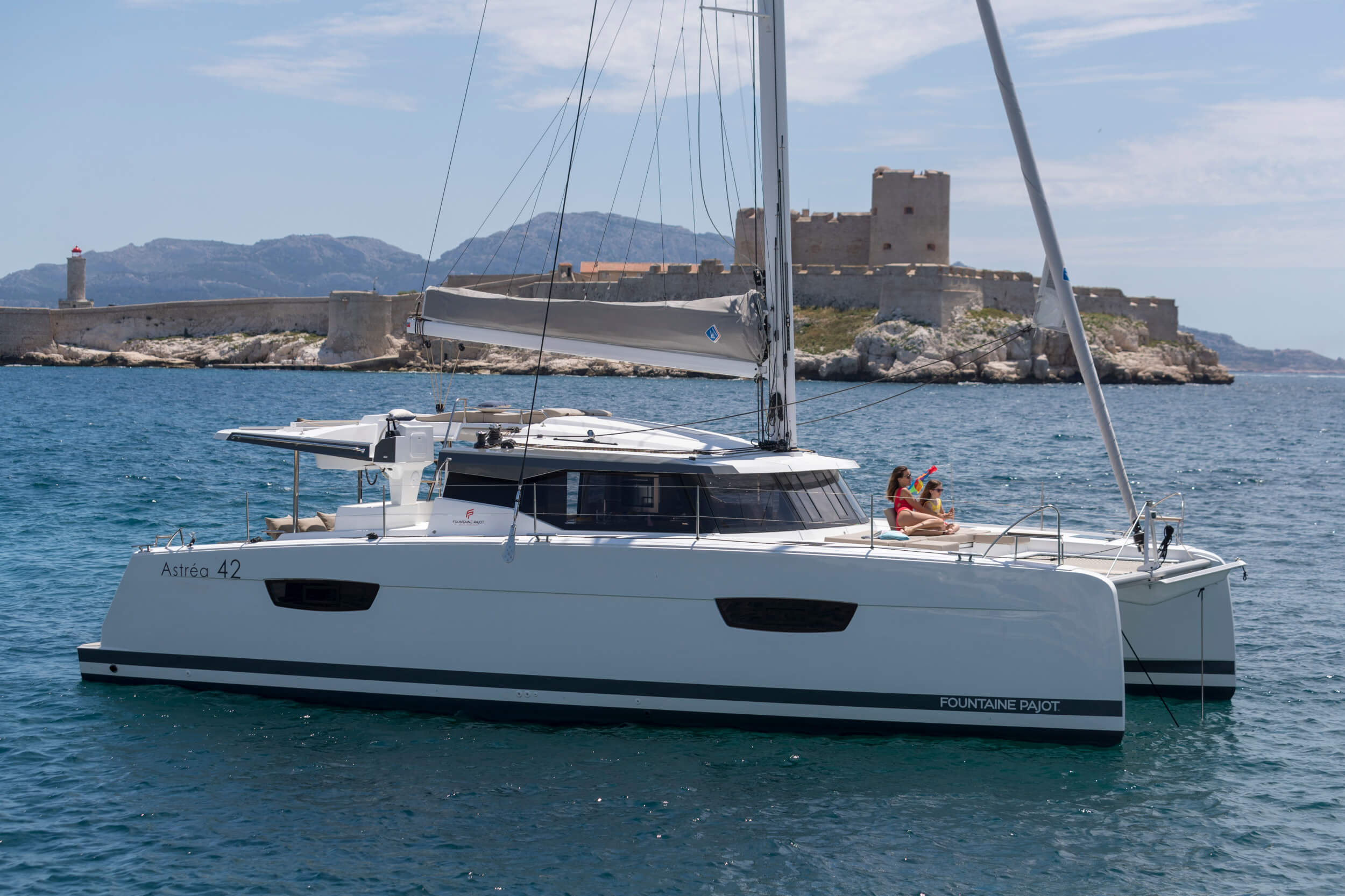 New Sail Catamaran for Sale 2019 Astrea 42