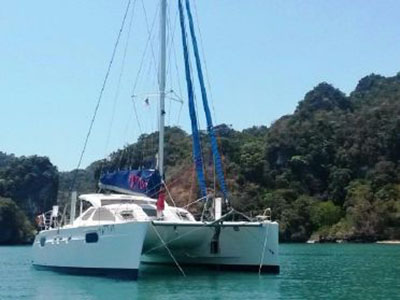 Catamarans KATTUM, Manufacturer: CATANA, Model Year: 2006, Length: 46ft, Model: Catana 471, Condition: Preowned, Listing Status: Catamaran for Sale, Price: EURO 390000