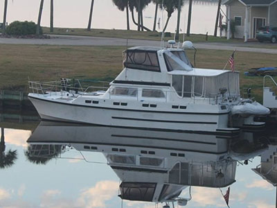 Used Power Catamarans for Sale 1995 Power Catamaran