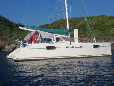 Catamarans AZOR, Manufacturer: CATANA, Model Year: 2000, Length: 46ft, Model: Catana 471, Condition: Preowned, Listing Status: Catamaran for Sale, Price: EURO 280000