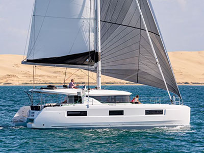 New Sail Catamaran for Sale 2021 Lagoon 46