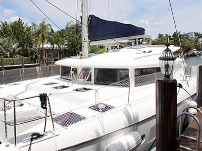 Catamarans ALIZE, Manufacturer: LAGOON, Model Year: 2010, Length: 41ft, Model: Lagoon 421, Condition: Preowned, Listing Status: Under Negotiation, Price: USD 419000