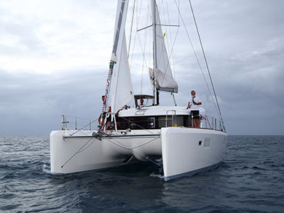 Used Sail Catamarans for Sale 2014 Lagoon 39