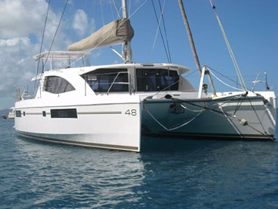 Catamarans SUNSPLASH, Manufacturer: ROBERTSON & CAINE, Model Year: 2014, Length: 48ft, Model: Leopard 48, Condition: Preowned, Listing Status: NOT ACTIVE, Price: USD 679000