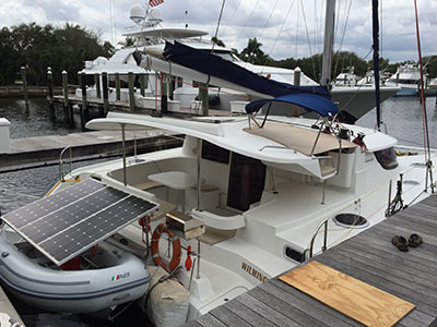 Catamarans NO NAME, Manufacturer: FOUNTAINE PAJOT , Model Year: 2011, Length: 39ft, Model: Lipari 41, Condition: Preowned, Listing Status: Catamaran for Sale, Price: USD 355000
