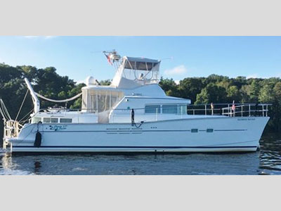 Used Power Catamarans for Sale  Lagoon 43 Power