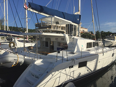 Catamarans SWEET CHILL, Manufacturer: LAGOON, Model Year: 2009, Length: 44ft, Model: Lagoon 440, Condition: Preowned, Listing Status: Catamaran for Sale, Price: USD 399000
