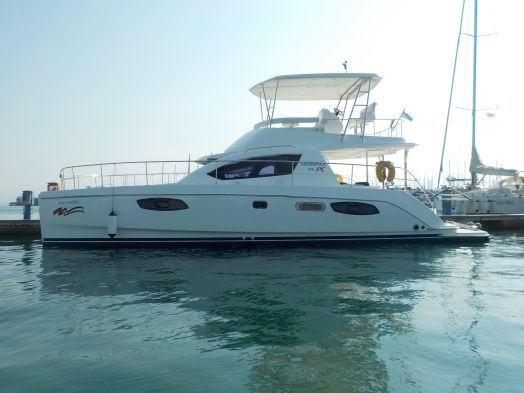 Used Power Catamarans for Sale 2013 Leopard 39 PC