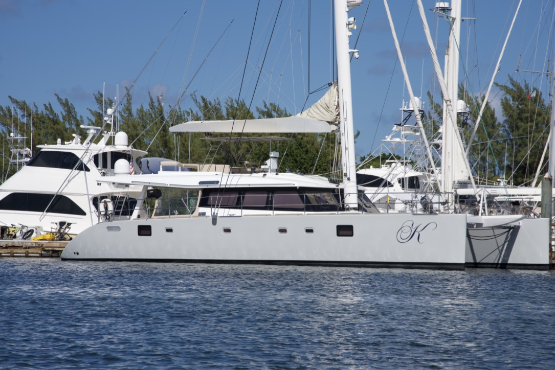 Used Sail Catamarans for Sale 2008 Sunreef 62