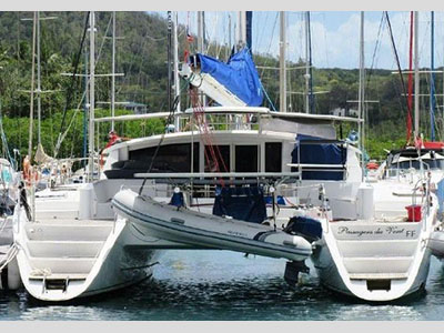 Preowned Sail Catamarans for Sale 2007 Eleuthera
