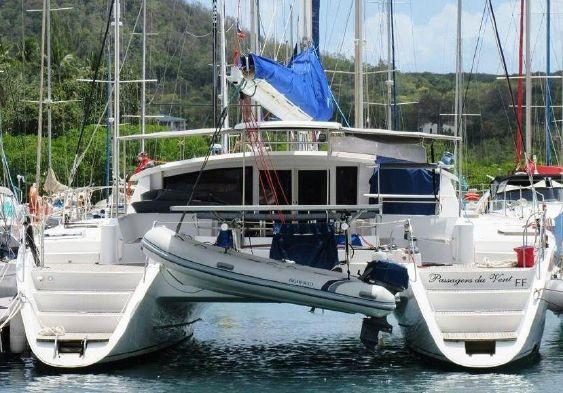 Used Sail Catamarans for Sale 2007 Eleuthera