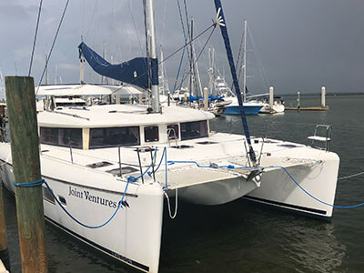 Used Sail Catamaran for Sale 2009 Lagoon 420