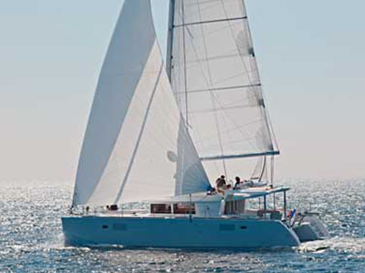SOLD Lagoon 42  in Tortola British Virgin Islands INTRUDER LTD Thumbnail for Listing New Sail