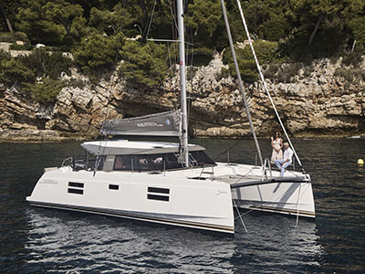 Sail Catamarans for Sale  Nautitech 40 Open