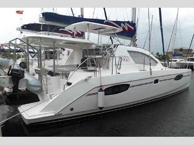 Used Sail  for Sale 2014 Leopard 39