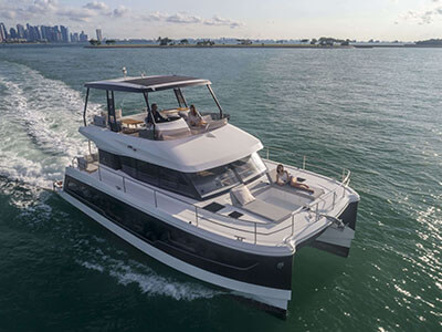 New Power Catamaran for Sale  MY 40