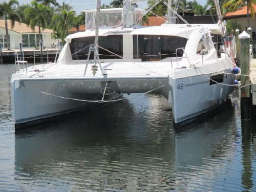 Preowned Sail Catamarans for Sale 2017 Leopard 48