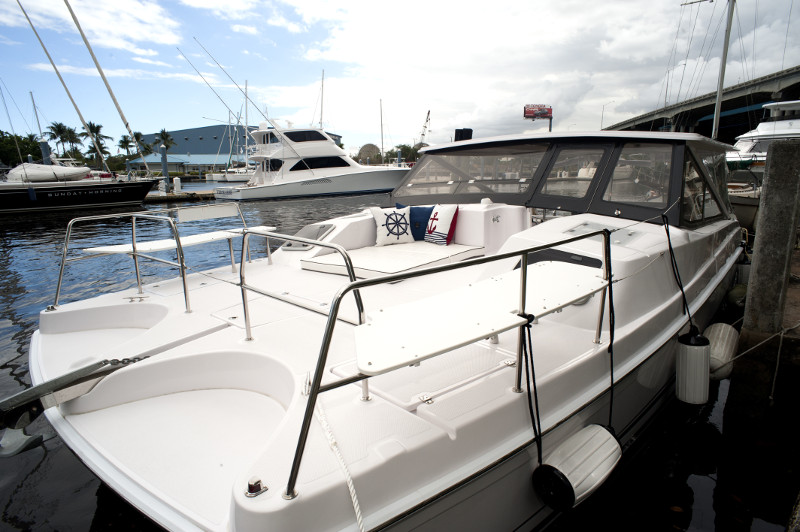 New Power Catamaran for Sale  Freestyle 399 Power
