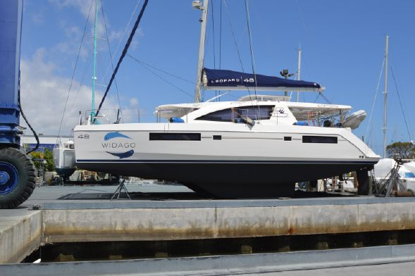 Preowned Sail Catamarans for Sale 2015 Leopard 48