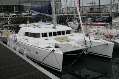 Used Sail Catamaran for Sale 2007 Lagoon 440