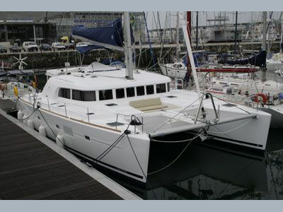 Catamaran for Sale Lagoon 440  in Miami Florida (FL)  DAISAN  Preowned Sail