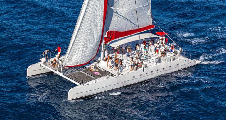 New Sail Catamaran for Sale 2017 Taiti 80