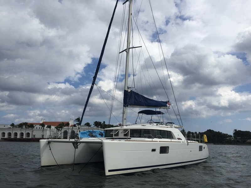 Preowned Sail Catamarans for Sale 2008 Lagoon 440