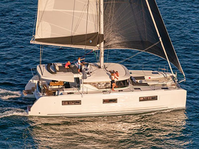 New Sail Catamaran for Sale 2020 Lagoon 46