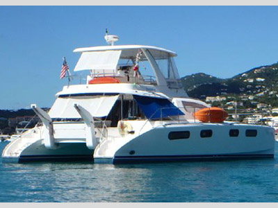 Catamarans DOODLEBUG, Manufacturer: ROBERTSON & CAINE, Model Year: 2009, Length: 47ft, Model: Leopard 47 PC , Condition: Preowned, Listing Status: Catamaran for Sale, Price: USD 395000