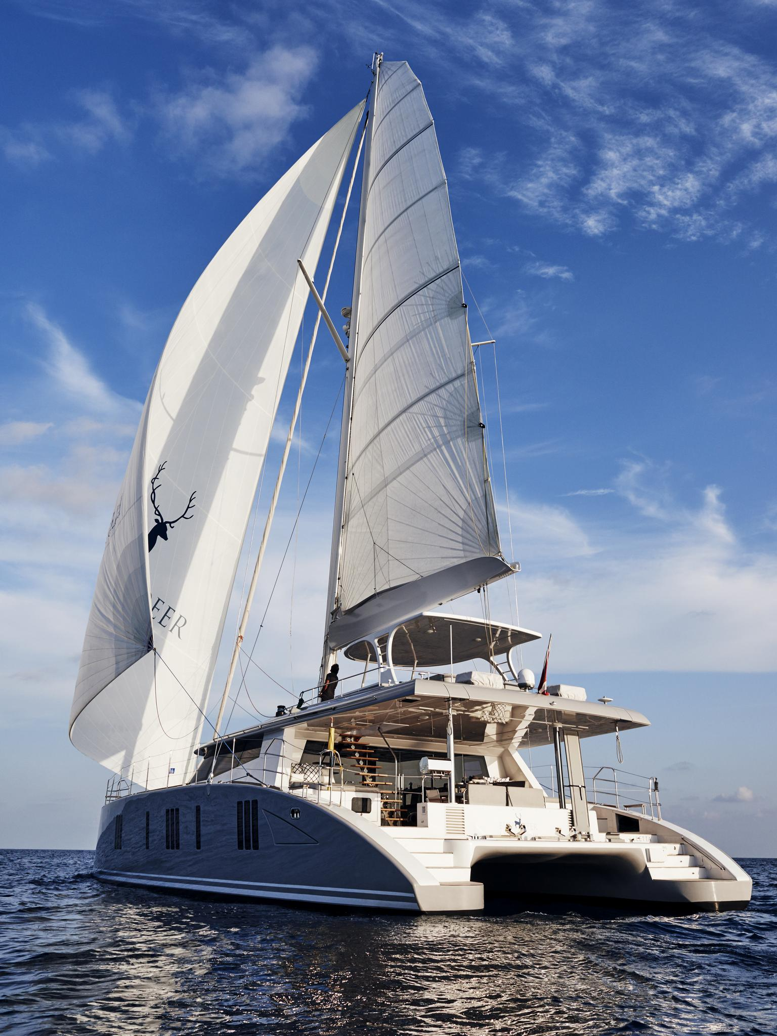 Catamarans CHRISSY, Manufacturer: SUNREEF YACHTS, Model Year: 2017, Length: 74ft, Model: Sunreef 74, Condition: Brochure, Listing Status: NOT ACTIVE, Price: USD