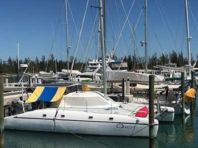 Used Sail Catamarans for Sale 2004 Wildcat 35 MK III