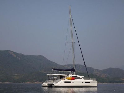 New Sail Catamarans for Sale 2015 Leopard 48