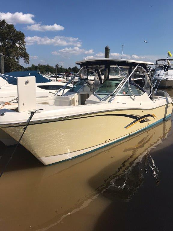 Used Power Catamaran for Sale 2011 290DC