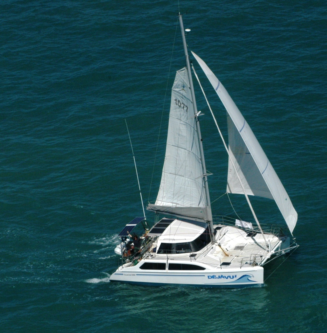 Preowned Sail Catamarans for Sale 2000 Seawind 1000