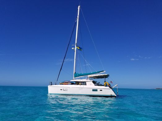 Preowned Sail Catamarans for Sale 2008 Lagoon 420