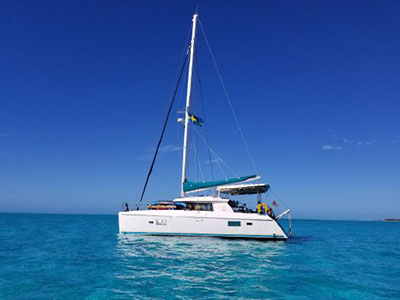 Used Sail Catamarans for Sale 2008 Lagoon 420