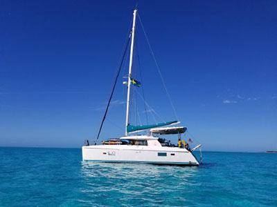 Preowned Sail Catamarans for Sale 2008 Lagoon 420