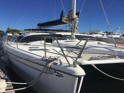 Preowned Sail Catamarans for Sale 2001 Privilege 435 EZ