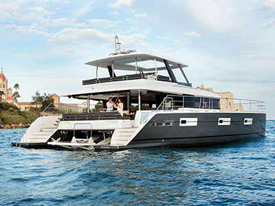 New Power Catamarans for Sale 2019 Lagoon 630MY