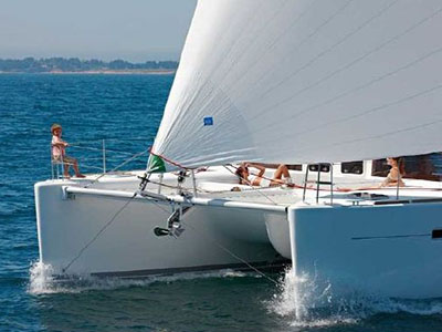 Catamaran for Sale Lagoon 450  in Saint Vincent and the Grenadines AQUAMARINE  Preowned Sail