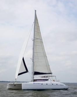 Used Sail Catamarans for Sale 2005 Bahia 46