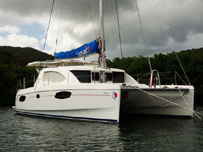 Catamarans PIPSEA, Manufacturer: ROBERTSON & CAINE, Model Year: 2010, Length: 37ft, Model: Leopard 38, Condition: Preowned, Listing Status: Catamaran for Sale, Price: USD 170000