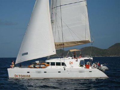 Catamarans TONINA, Manufacturer: LAGOON, Model Year: 2007, Length: 51ft, Model: Lagoon 500, Condition: Preowned, Listing Status: Catamaran for Sale, Price: USD 499000