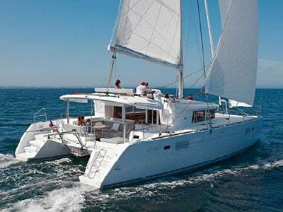 Used Sail Catamaran for Sale 2014 Lagoon 450
