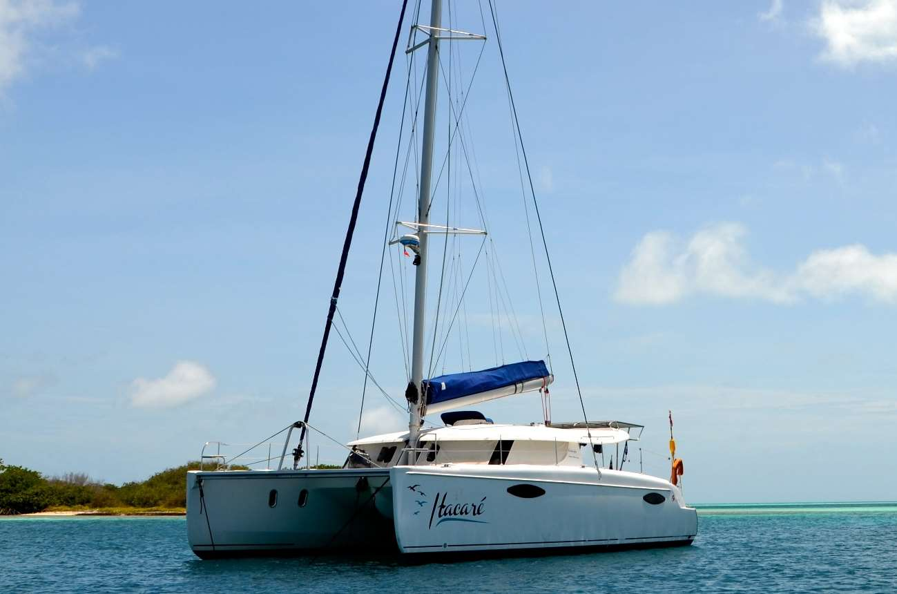 Catamaran for Sale Orana 44  in St. Augustine Florida (FL)  ITACARE  Preowned Sail